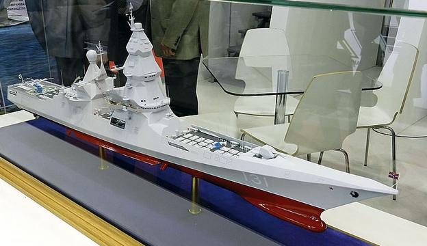 Resultado de imagem para project 23560 lider-class destroyer