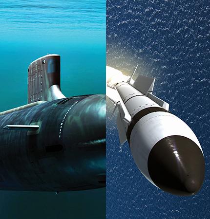 Anti-Submarine Warfare Forecast